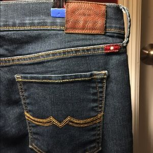 Lucky Brand Sweet and Straight Ankle Jeans Size 29